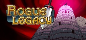 Cover art of Rogue Legacy - PC