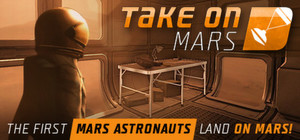 Cover art of Take On Mars - PC