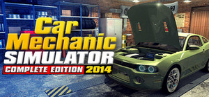 Cover art of Car Mechanic Simulator 2014 - PC