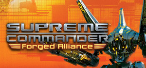 Cover art of Supreme Commander: Forged Alliance - PC