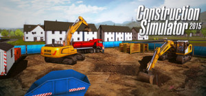 Cover art of Construction Simulator 2015 - PC