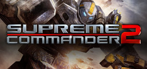 Cover art of Supreme Commander 2 - PC