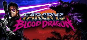 Cover art of Far Cry 3 - Blood Dragon - PC