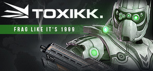 Cover art of TOXIKK - PC