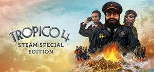 Cover art of Tropico 4: Steam Special Edition - PC