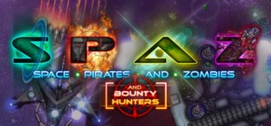 Cover art of Space Pirates and Zombies - PC