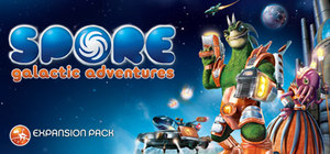 Cover art of SPORE™ Galactic Adventures - PC