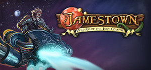 Cover art of Jamestown - PC