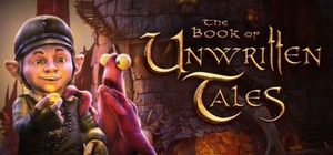 Cover art of The Book of Unwritten Tales - PC