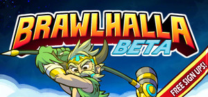 Cover art of Brawlhalla - PC