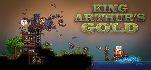 Cover art of King Arthur's Gold - PC