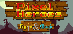 Cover art of Pixel Heroes: Byte & Magic - PC