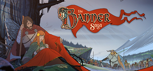 Cover art of The Banner Saga - PC