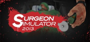 Cover art of Surgeon Simulator 2013 - PC
