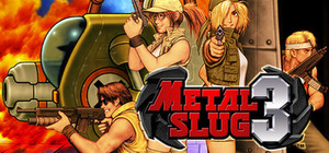 Cover art of METAL SLUG 3 - PC