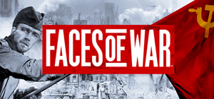 Cover art of Faces of War - PC