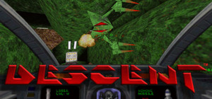 Cover art of Descent - PC