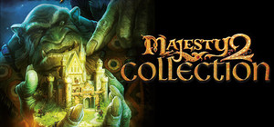 Cover art of Majesty 2 Collection - PC