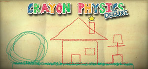Cover art of Crayon Physics Deluxe - PC