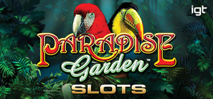 Cover art of IGT Slots Paradise Garden - PC