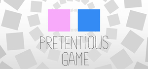 Cover art of Pretentious Game - PC