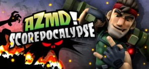Cover art of All Zombies Must Die!: Scorepocalypse  - PC
