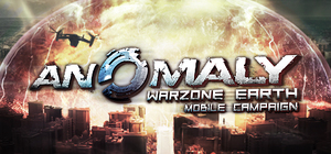 Cover art of Anomaly Warzone Earth Mobile Campaign - PC
