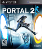 Cover art of Portal 2 - Sony PS3