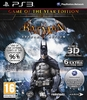 Cover art of Batman: Arkham Asylum: Game of the Year Edition - Sony PS3