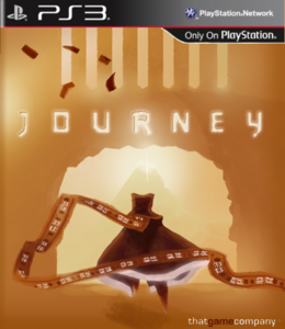 Cover art of Journey - Sony PlayStation 3