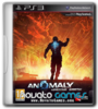 Cover art of Anomaly: Warzone Earth - Sony PS3