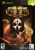 Cover art of Star Wars: Knights of the Old Republic II The Sith Lords - Microsoft Xbox