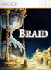 Cover art of Braid - Microsoft Xbox 360