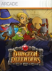 Cover art of Dungeon Defenders - Microsoft Xbox 360