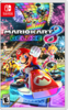 Cover art of Mario Kart 8 Deluxe - Nintendo Switch