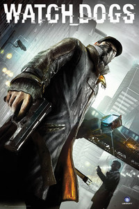 Cover art of Watch Dogs - PC