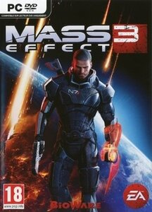 Cover art of Mass Effect 3 - PC