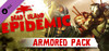Cover art of Dead Island: Epidemic - Armored Pack - PC